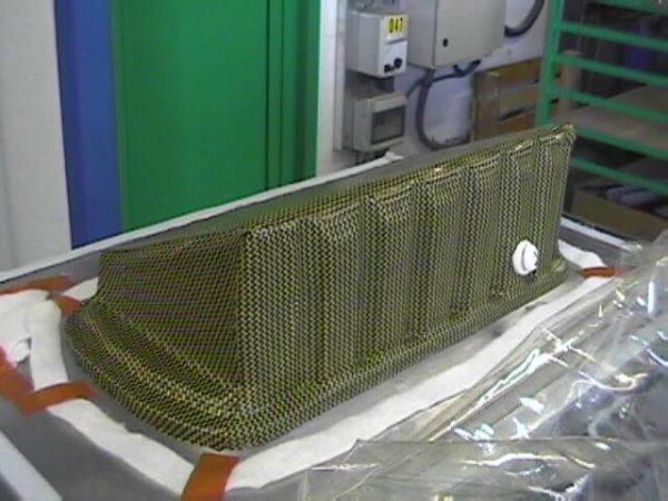Carter prototype rubber composite