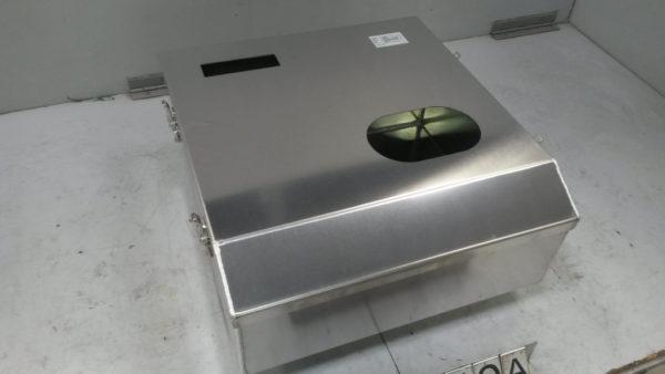 Aluminium racing fuel cell