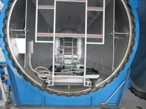 Autoclave laminated glass