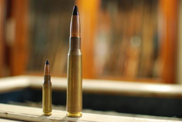 Caliber bullet sleeve military