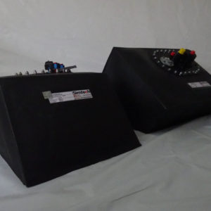 Collapsible fuel tank cell