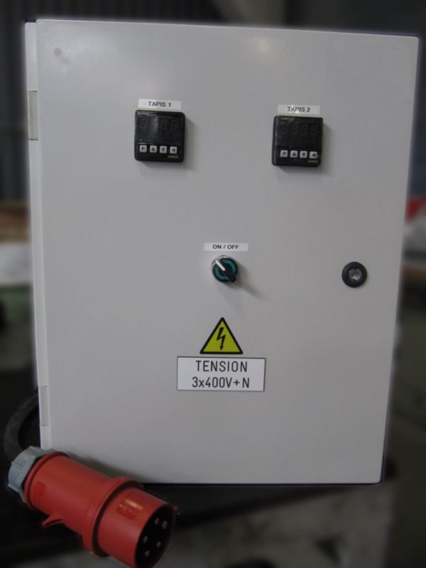 Control machine