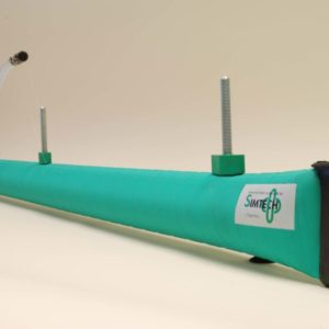 Gripper tube for bottle neck food contact compliant