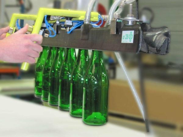 gripper tube for all types of bottle