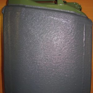 Jerrican protection ballistic onboard self-sealing military