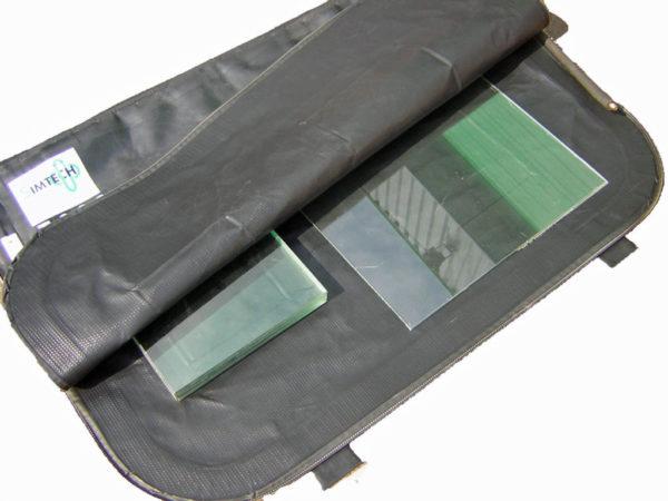 resusable vacuum bag lamination process