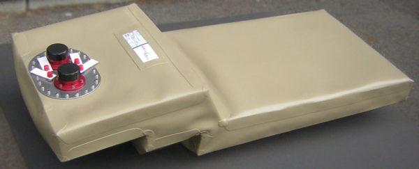 marine fuel bladder fuel cell