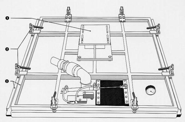 Paletization robot