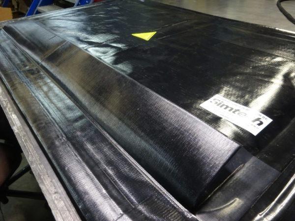 high temperature vacuum bag