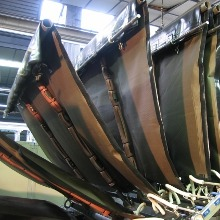 Vacuum-bag-lamination-process