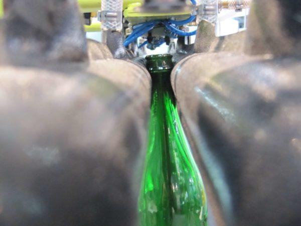 industrial gripper tubes glasstec