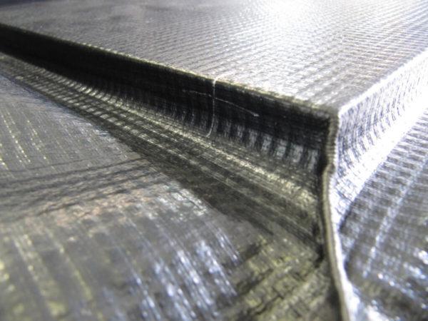 Membrane glass laminating ballistic security bulletproof